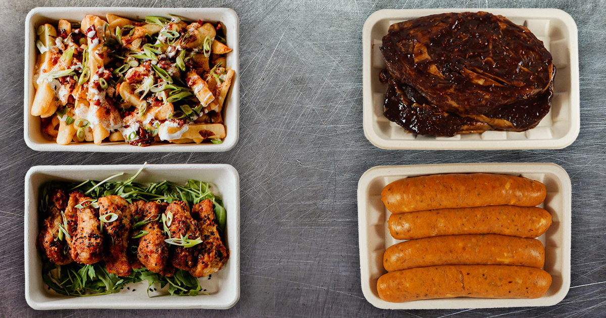 New Home-Compostable Trays